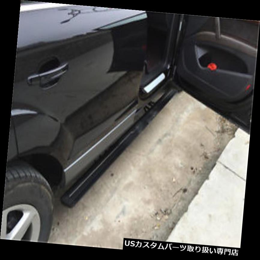 サイドステップ AUDI Q7 2009-15ランニングボードNerfバー用自動電動サイドステップフィット AUTOMATIC Electric Side Step fit for AUDI Q7 2009-15 Running Board Nerf Bar