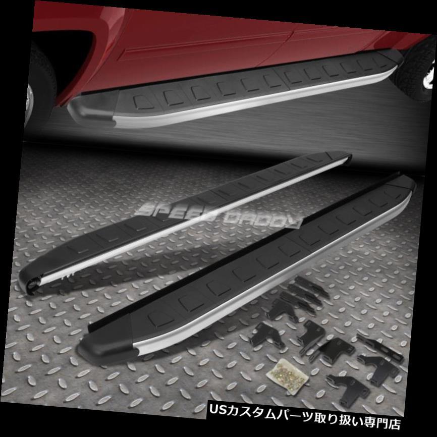 サイドステップ 09-15用ホンダパイロットSUVマットブラックEOスタイルサイドステップナフバーランニングボード FOR 09-15 HONDA PILOT SUV MATTE BLACK EO STYLE SIDE STEP NERF BAR RUNNING BOARD