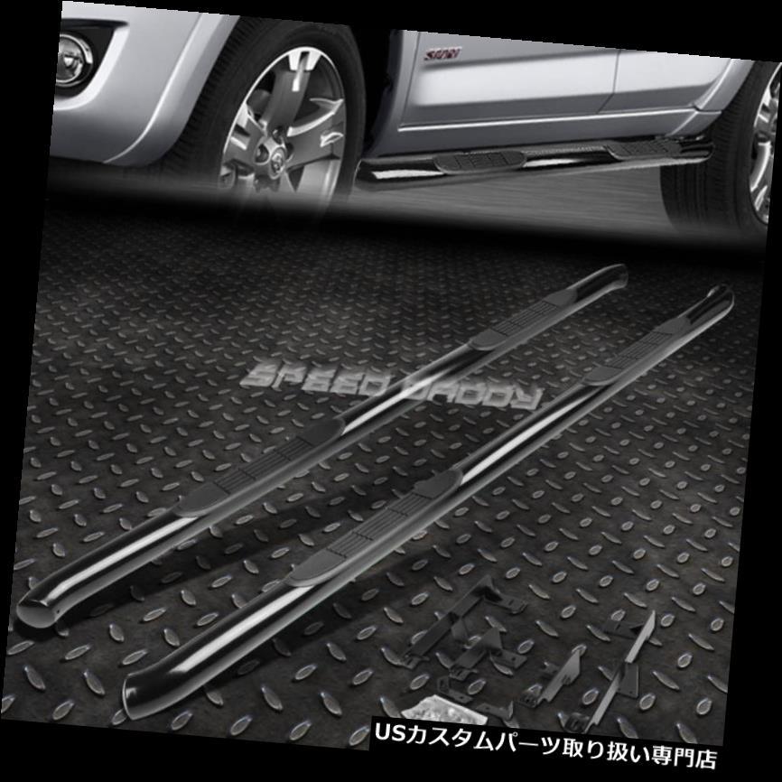 サイドステップ 06-12用トヨタRAV4 / RAV 4黒3