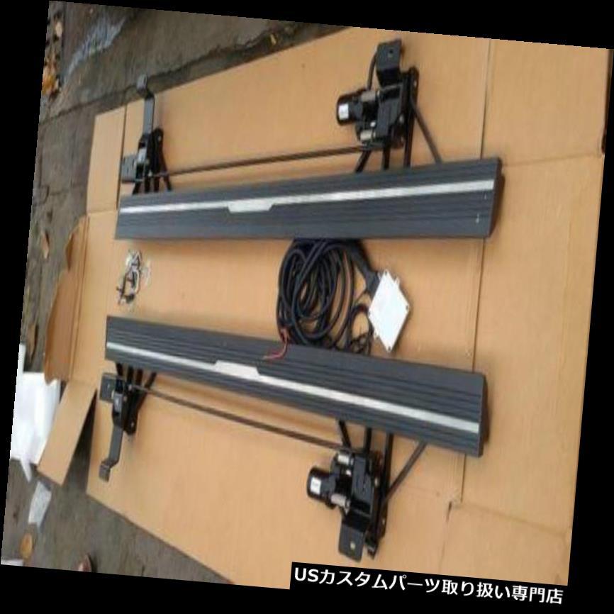 サイドステップ Touareg 2011-2014用電動ランニングボードサイドステップナーフバー For Touareg 2011-2014 Electric running board side step Nerf bar