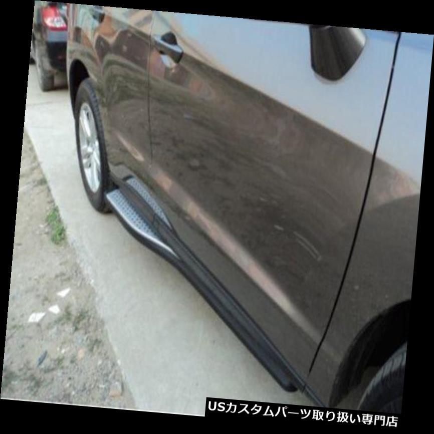 サイドステップ HONDA Acura RDX 2012-2017アルミランニングボードサイドステップNerfバーにフィット Fit for HONDA Acura RDX 2012-2017 aluminium running board side step Nerf bar