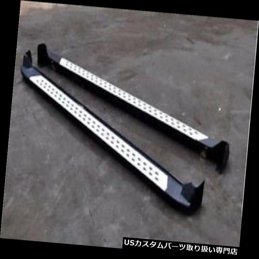 サイドステップ Renault Koleos 2008-2015用ランニングボードサイドステップニューフバープロテーター用アルミニウム Aluminium for Renault Koleos 2008-2015 running board side step nerf bar protetor