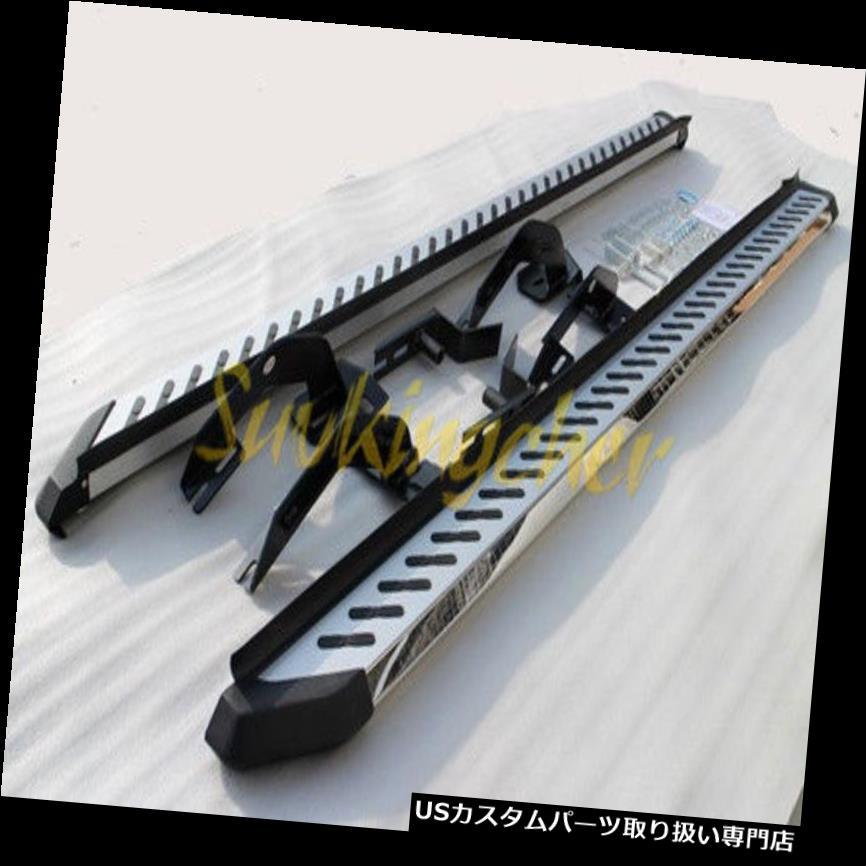 サイドステップ 最新フィットフォードエクスプローラー2011-2016 2017 18ランニングボードnerfバーサイドステップバー Newest fit Ford EXPLORER 2011-2016 2017 18 running board nerf bar side step bar