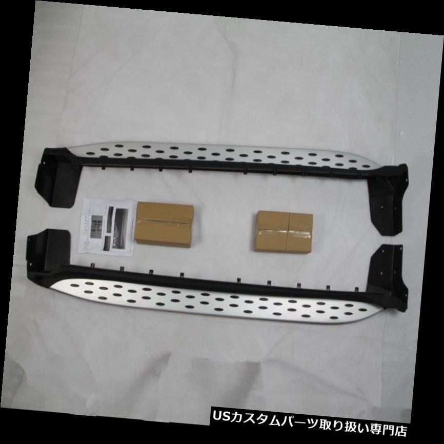 サイドステップ JEEP Grand Cherokee 2011-17ランニングボードサイドステップネフバーN用アルミバー Aluminium bar for JEEP Grand Cherokee 2011-17 running board side step nerf bar N