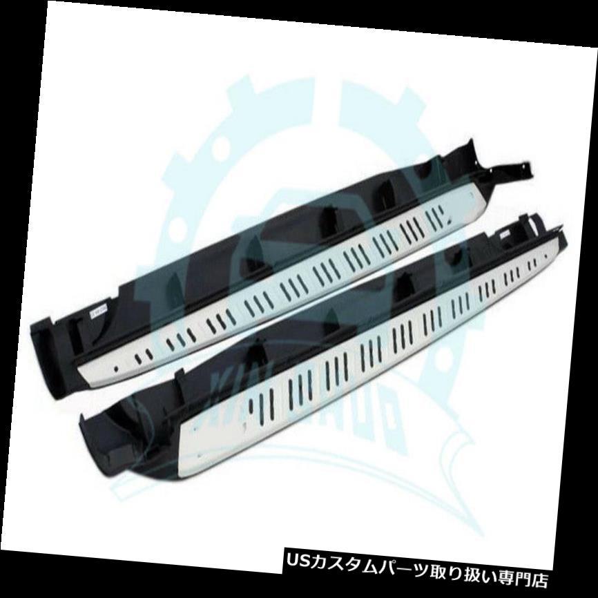 サイドステップ ボルボXC60 XC 2008-2012アルミサイドステップランニングボードナーフバーB用 for VOLVO XC60 XC 2008-2012 Aluminium Side Step Running Board Nerf Bars B