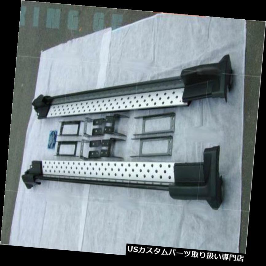 サイドステップ HONDA CRV CR-V 2007-2011ランニングボードサイドステップナフバー用新アルミ New aluminium for HONDA CRV CR-V 2007-2011 running board side step Nerf bar