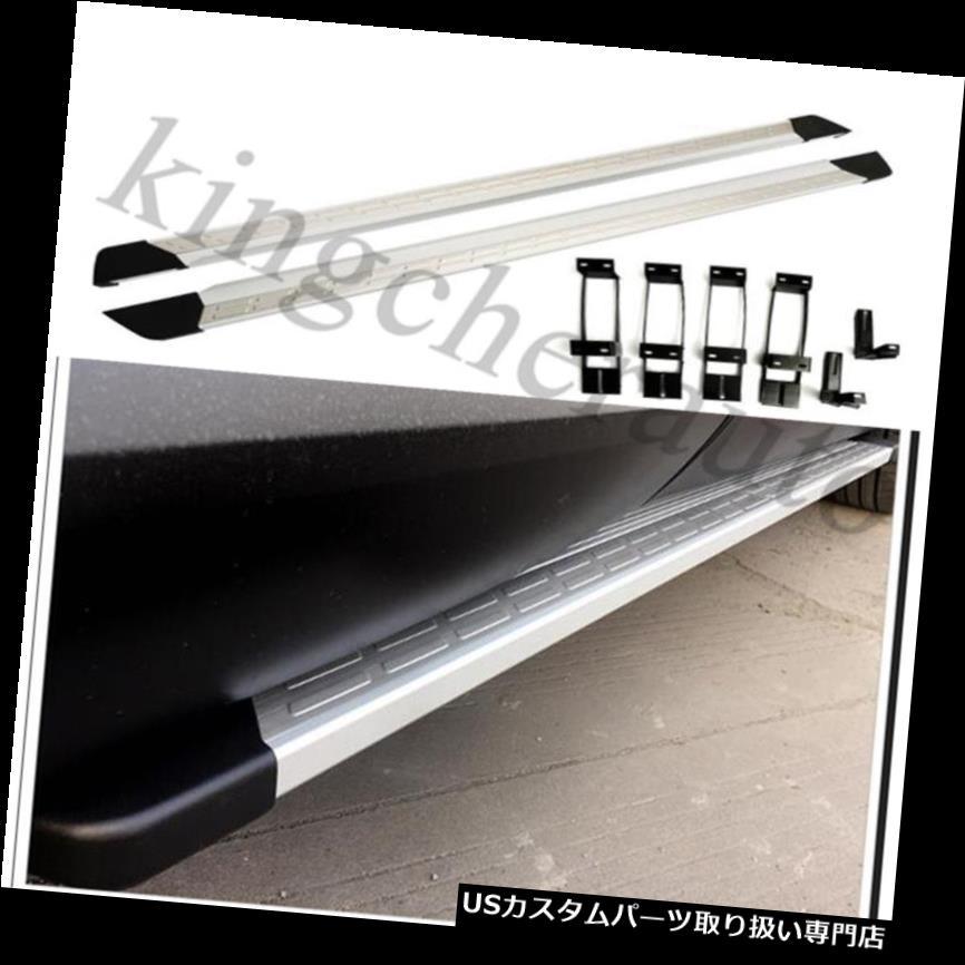 サイドステップ HONDA CRV CR-V 2017 2018サイドステップランニングボードNerfバープロテクターにフィット fits for HONDA CRV CR-V 2017 2018 side step running board Nerf bar protector