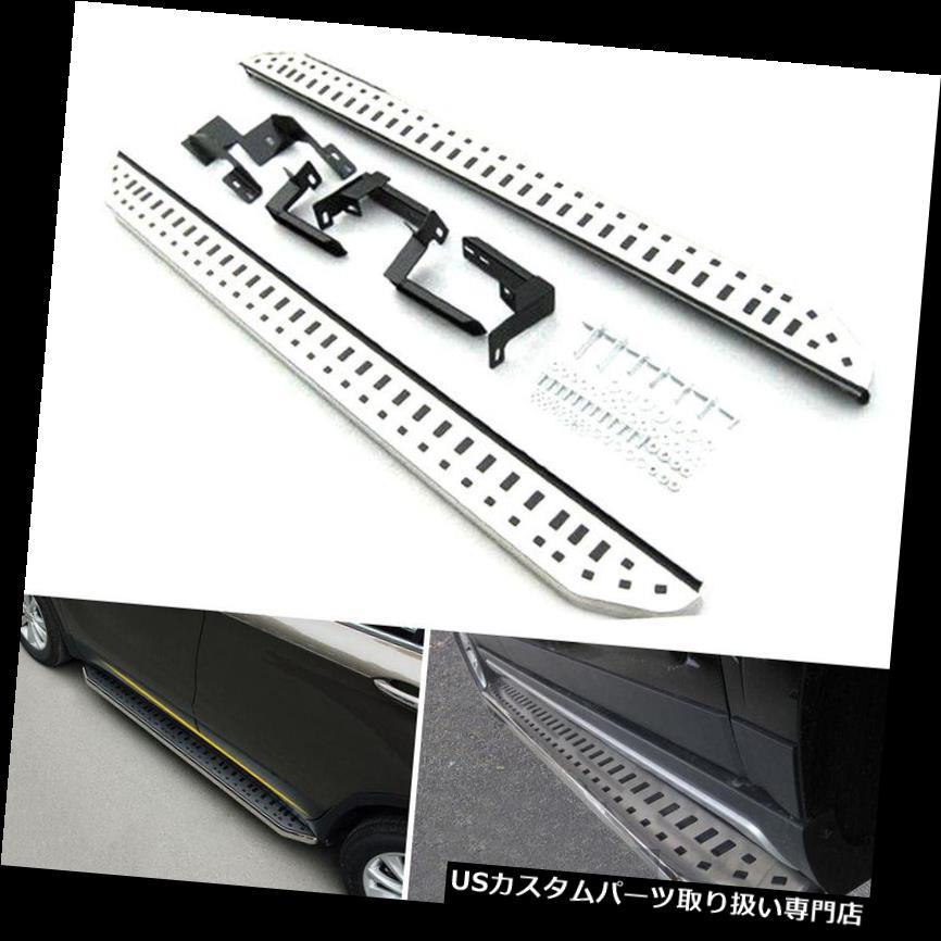 サイドステップ Lexus RX270用RX450 10-15自動ランニングボードNerfバーステップボードサイドステップ For Lexus RX270 RX450 10-15 Auto Running Board Nerf Bars Step Boards Side Steps
