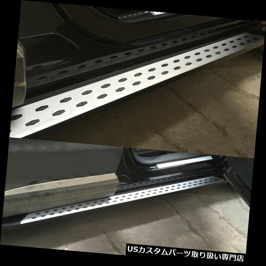 サイドステップ 日産ムラーノ2015-2016年のためのドリルの必要とされた側面ステップランニングボード車の部品無し No Drill Required Side Step Running Board Car Parts For Nissan Murano 2015-2016