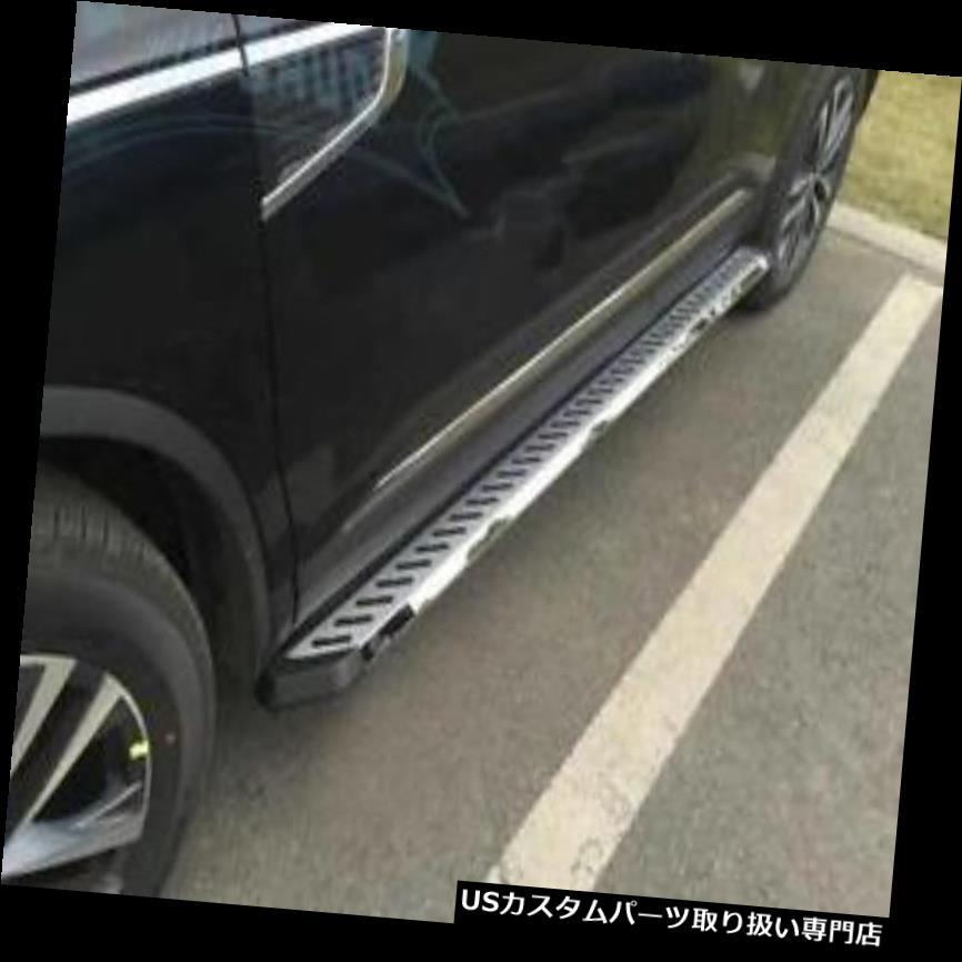 <title>車用品 バイク用品 >> パーツ 外装 エアロパーツ サイドステップ Renault Koleos 2016+ランニングボードNerfバーキャリア交換用サイドステップフィット Side step fit for 2016+ Running 通販 Board Nerf Bar Carrier Replace</title>