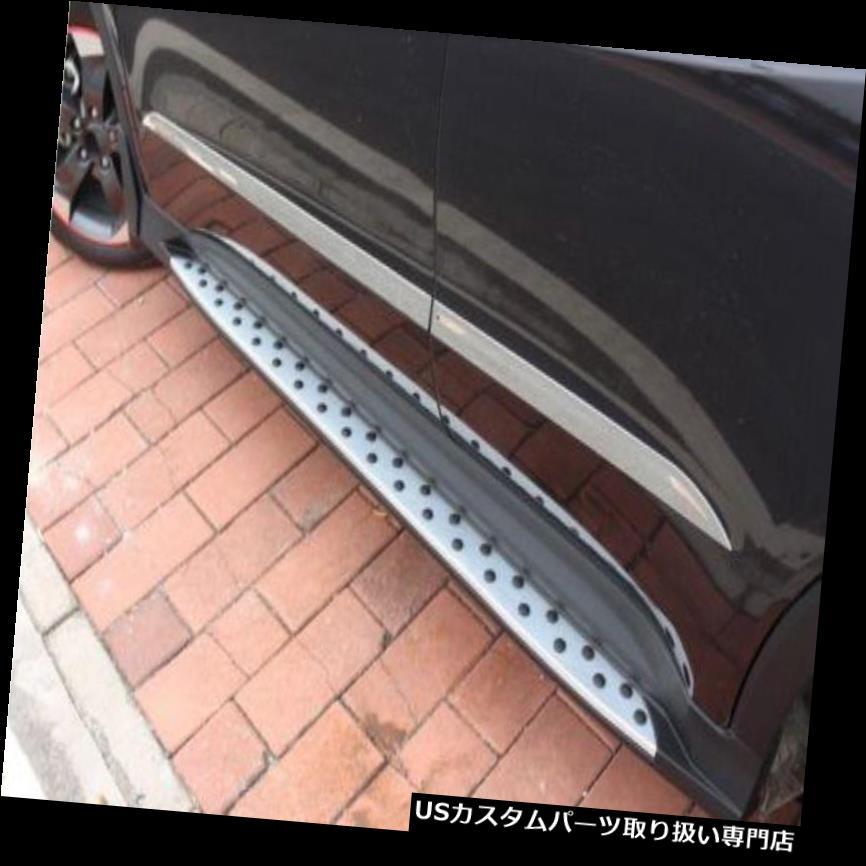 サイドステップ ホンダHRV HR-VクロスオーバーVEZEL 2015-2017ランニングボードサイドステップネフバーN用 For Honda HRV HR-V Crossover VEZEL 2015-2017 running board side step nerf bar N