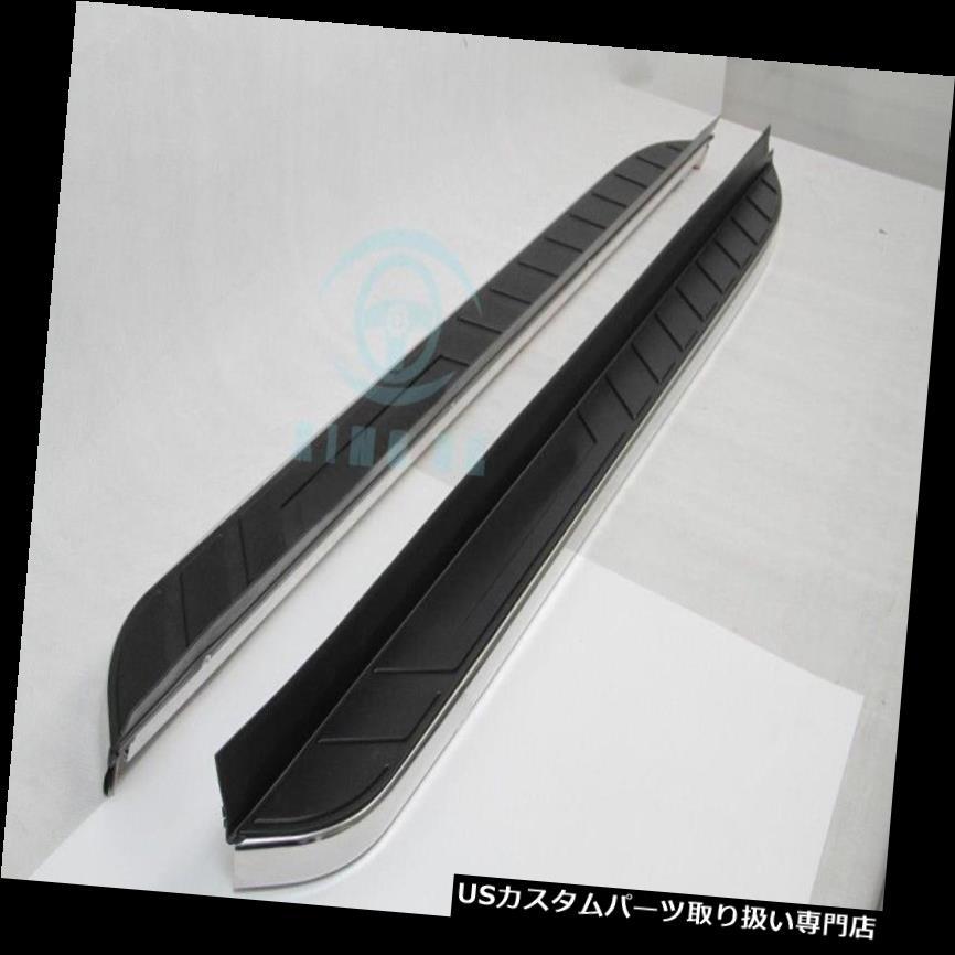 サイドステップ トヨタハイランダークルーガー2014-17新しいデザインサイドステップランニングボードNerfバー用 For Toyota Highlander Kluger 2014-17 new design side step running board Nerf bar