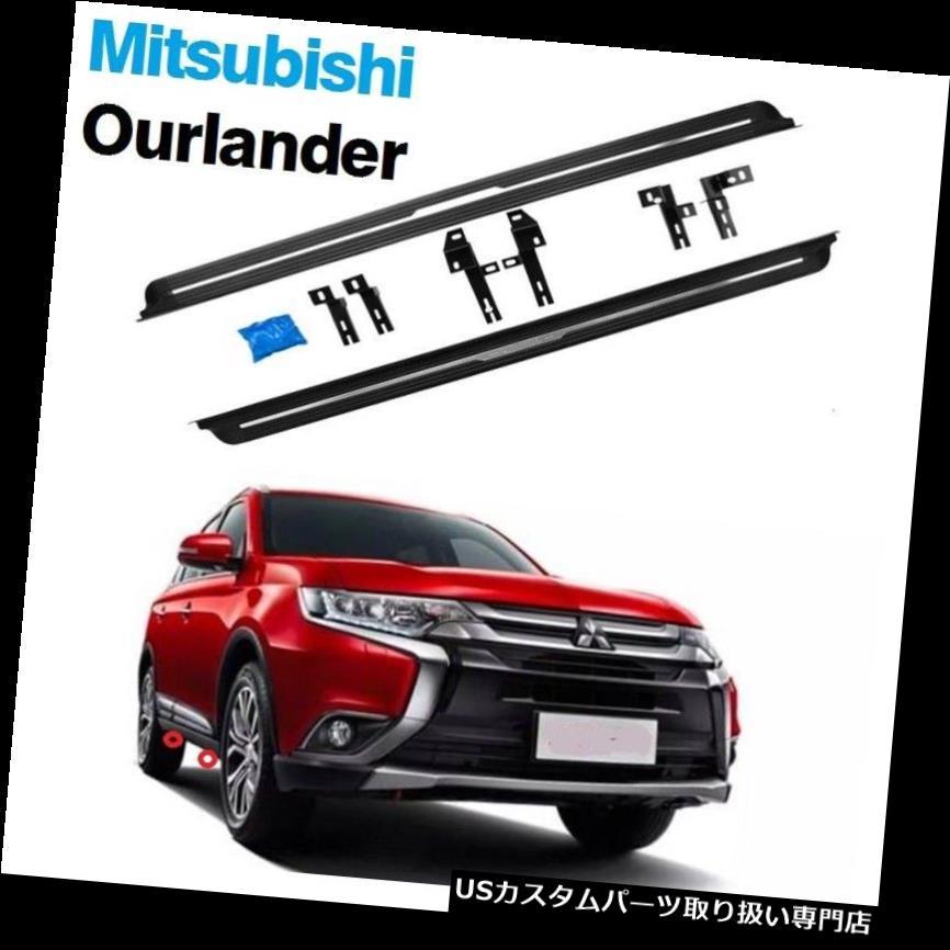 サイドステップ Mitsubishi Outlander 2013-2019サイドステップランニングボードNerfバースクリューボルト Fit Mitsubishi Outlander 2013-2019 Side Step Running Board Nerf Bar Screw Bolt