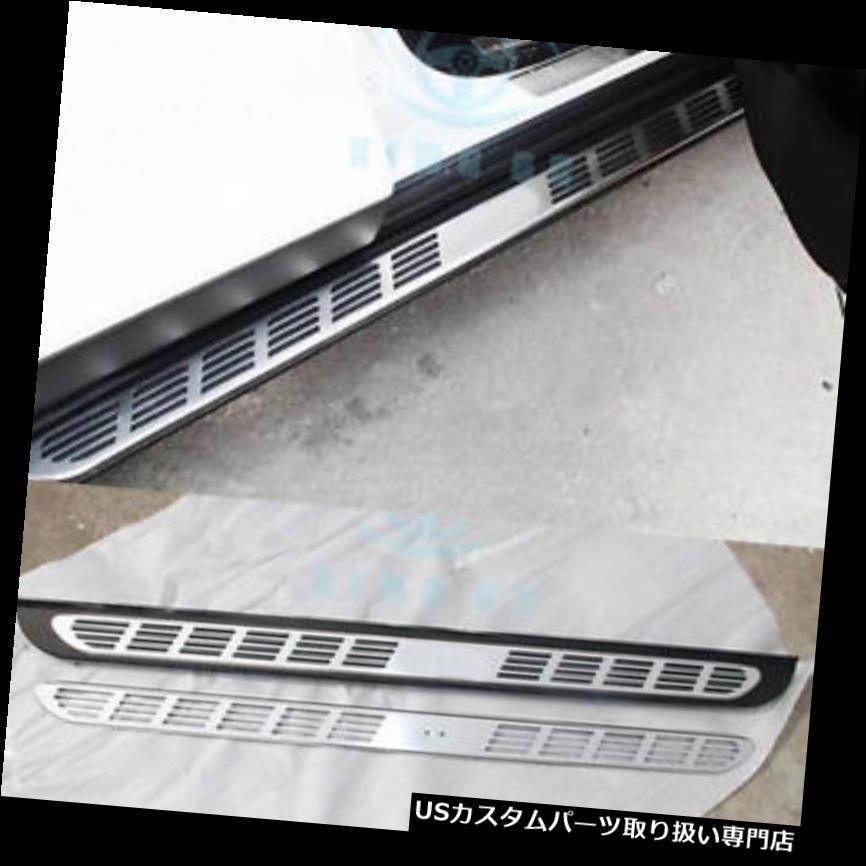 サイドステップ シボレーシボレーホールデントラックス13-17サイドランニングボードサイドステップナーフバーペダ用 For Chevrolet Chevy Holden Trax 13-17 Side Running Board Side Step Nerf Bar Peda