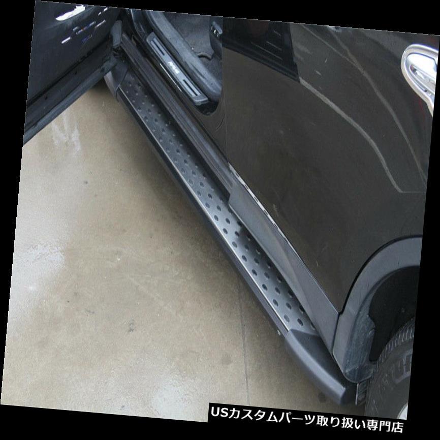 サイドステップ トヨタRAV4 2013-15ランニングボードnerfバー保護のための最新スタイルサイドステップ newest Style side step For Toyota RAV4 2013-15 running board nerf bar protection