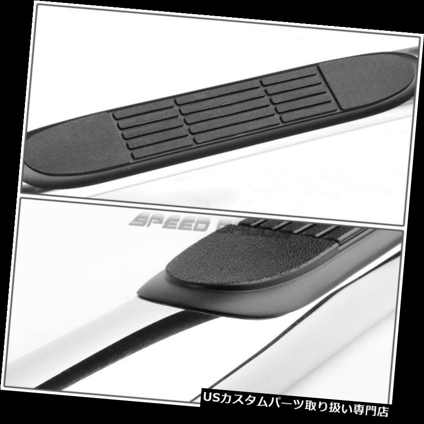 """FOR 05-16 TOYOTA TACOMA EXT//ACCESS CAB CHROME 3/""""SIDE STEP NERF BAR RUNNING BOARD"""