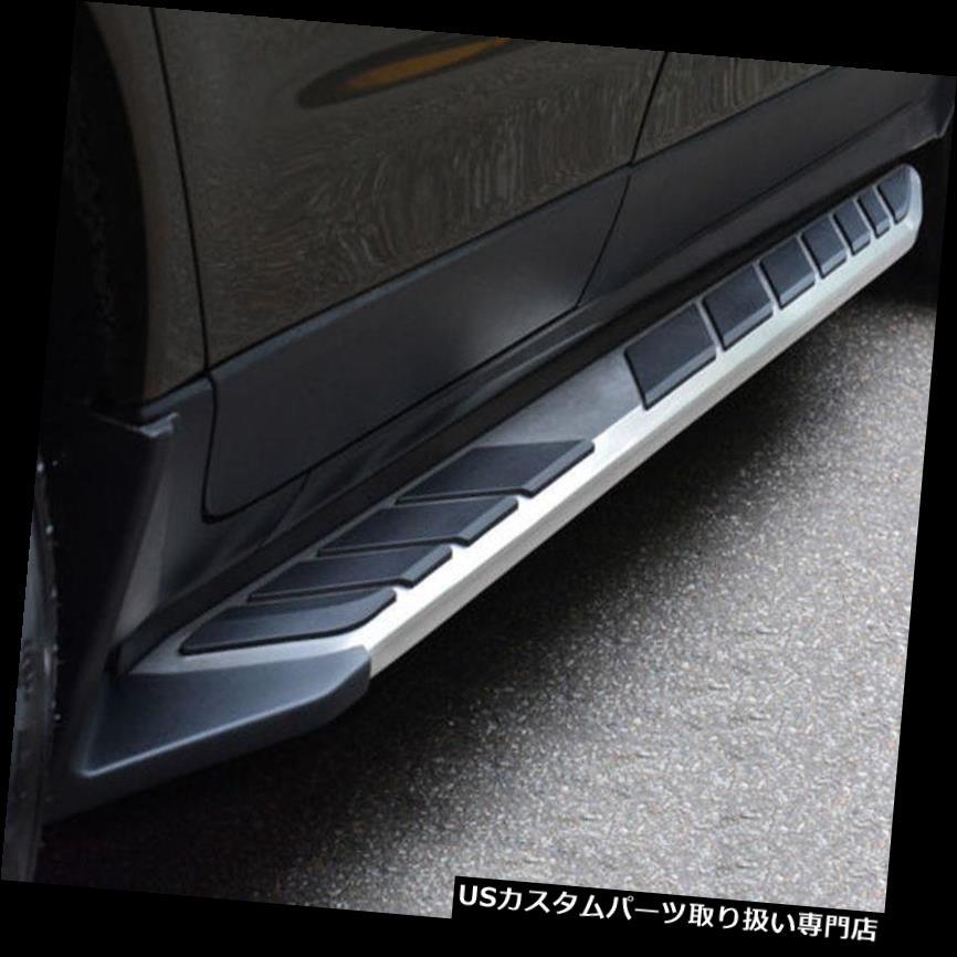 サイドステップ Cadillac XT 5 2016+ランニングボードNerfバーキャリア保護用サイドステップフィット Side step fit for Cadilac XT5 2016+ Running Board Nerf Bar Carrier Protection