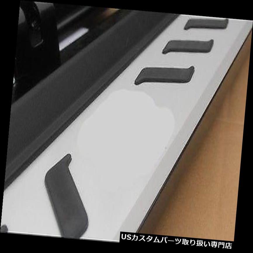 サイドステップ BUICK Encore OPEL Mokka 12-17ランニングボードサイドステップネフバーN用アルミ Aluminium for BUICK Encore OPEL Mokka 12-17 running board side step nerf bar N