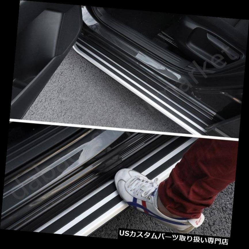 サイドステップ マツダCX-5 CX5 2017 2018 2本ランニングボードアルミサイドステップナーフバー Mazda CX-5 CX5 2017 2018 2Pcs running board aluminium side step Nerf bar
