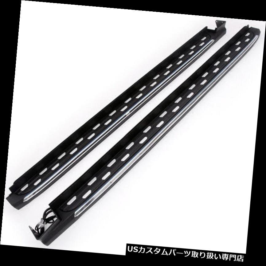 サイドステップ トヨタRAV4 2016+ランニングボードNerfバーアルミキャリー用LEDサイドステップ LED Side Step For Toyota RAV4 2016+ Running Board Nerf Bar Aluminum Carry