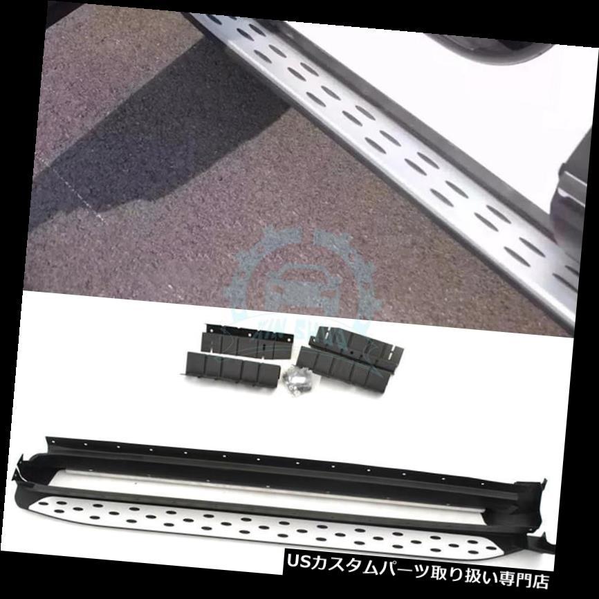 サイドステップ Lexus NX-Series 15-2016サイドステップナフバーバーランニングボード用穴あけなし For Lexus NX-Series 15-2016 Side Step Nerf Bars Bars Running Board No Drilling