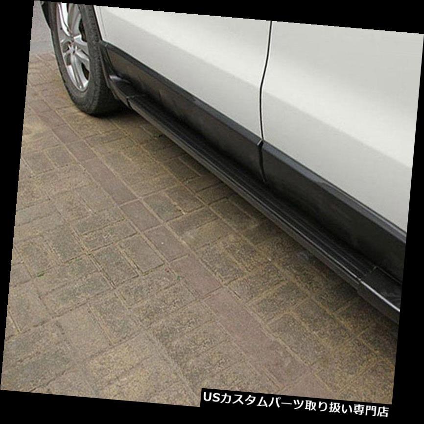 サイドステップ HONDA CR-V 2007-2011サイドステップランニングボードニューフバープロテクター外部用 For HONDA CR-V 2007-2011 side step running board nerf bar protector outside