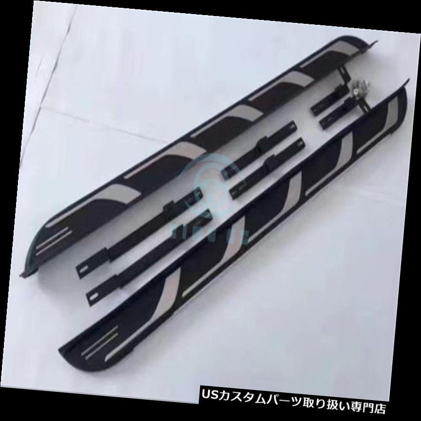 サイドステップ ホンダCRV CR-V 2017ランニングボードサイドステップナーフバーペダルボード用アルミ Aluminum For Honda CRV CR-V 2017 Running Board Side Step Nerf Bar Pedal Boards
