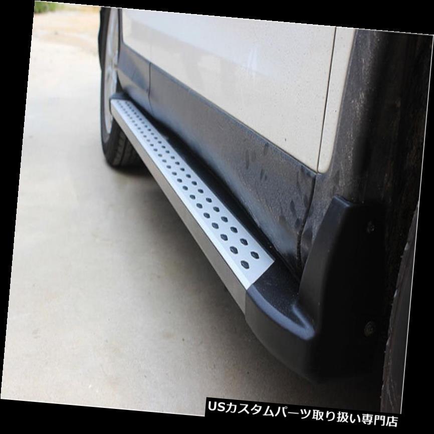 サイドステップ ホンダCRV CR-V 2012-2016ランニングボードサイドステップNerfバー用の新しいアルミ new aluminium for HONDA CRV CR-V 2012-2016 running board side step Nerf bar