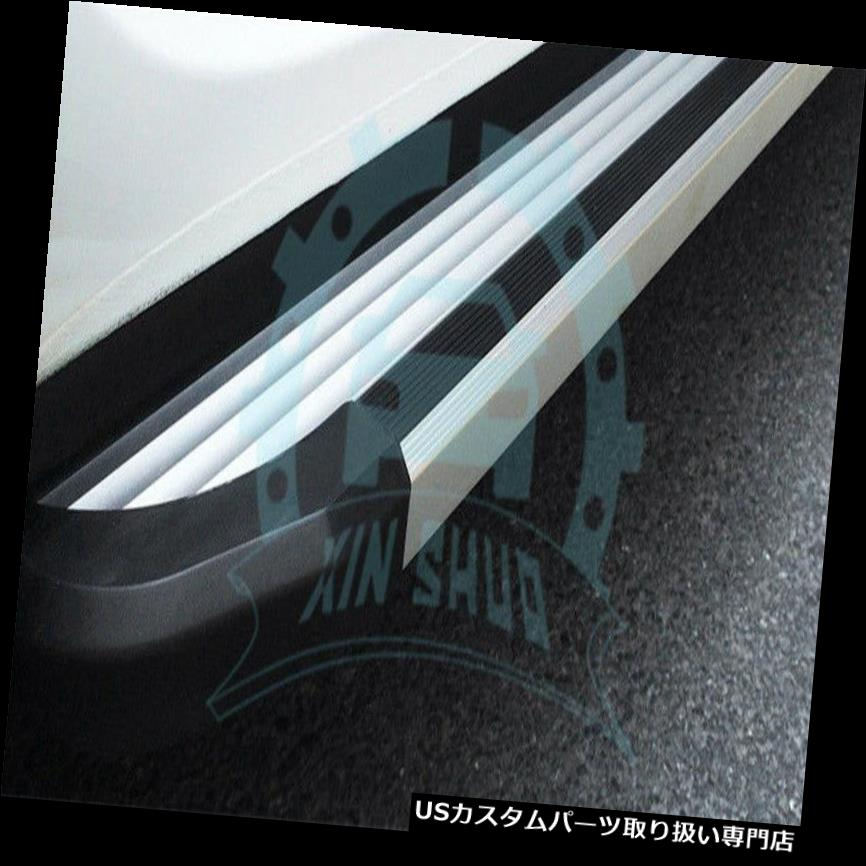 サイドステップ 三菱ASX Outlander Sport RVR 2010-2018用ランニングボードサイドステップバーB for Mitsubishi ASX Outlander Sport RVR 2010-2018 Running Boards Side Step Bars B