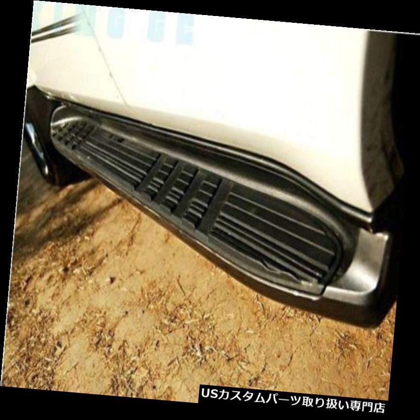 サイドステップ トヨタプラドFJ120 2003-2009アルミランニングボードサイドステップバーN用 For Toyota Prado FJ120 2003-2009 aluminium running board side step bar N