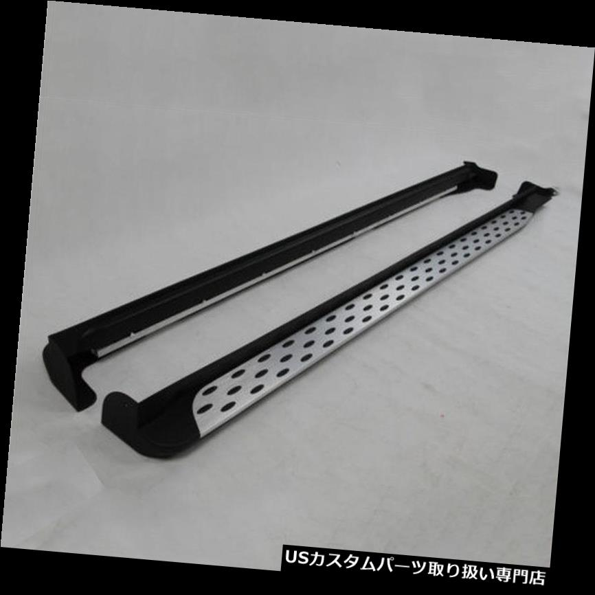 サイドステップ LEXUS RX RX350 RX450h F Sport 2016+ランニングボードNerfバー用サイドステップ Side Step For LEXUS RX RX350 RX450h F Sport 2016+ Running Board Nerf Bar Outside