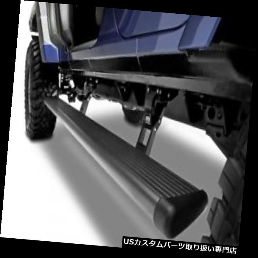 サイドステップ Amp Researchランニングボードパワーステップ2007-2018ジープラングラーアンリミテッド4ドア Amp Research Running Board Power Steps 2007-2018 Jeep Wrangler Unlimited 4 Door