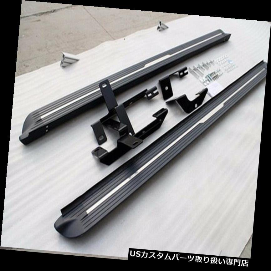 サイドステップ 新フィット三菱RVR / ASX / Outlan  der Sport 10+ランニングボードサイドステップネフバー New fit Mitsubishi RVR/ASX/Outlander Sport 10+ running boards side step nerf bar