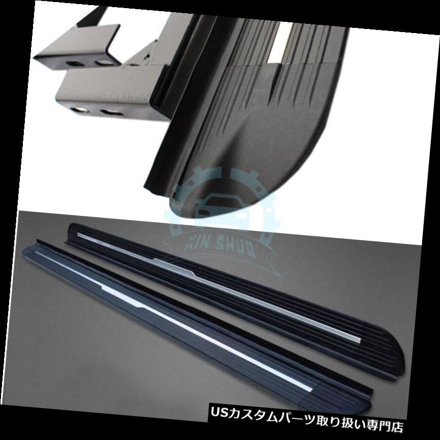 サイドステップ Infiniti QX60 JX35 13-16サイドステップナーフバーバーランニングボードペアLH RH 2X For Infiniti QX60 JX35 13-16 Side Step Nerf Bar Bars Running Board Pair LH RH 2X
