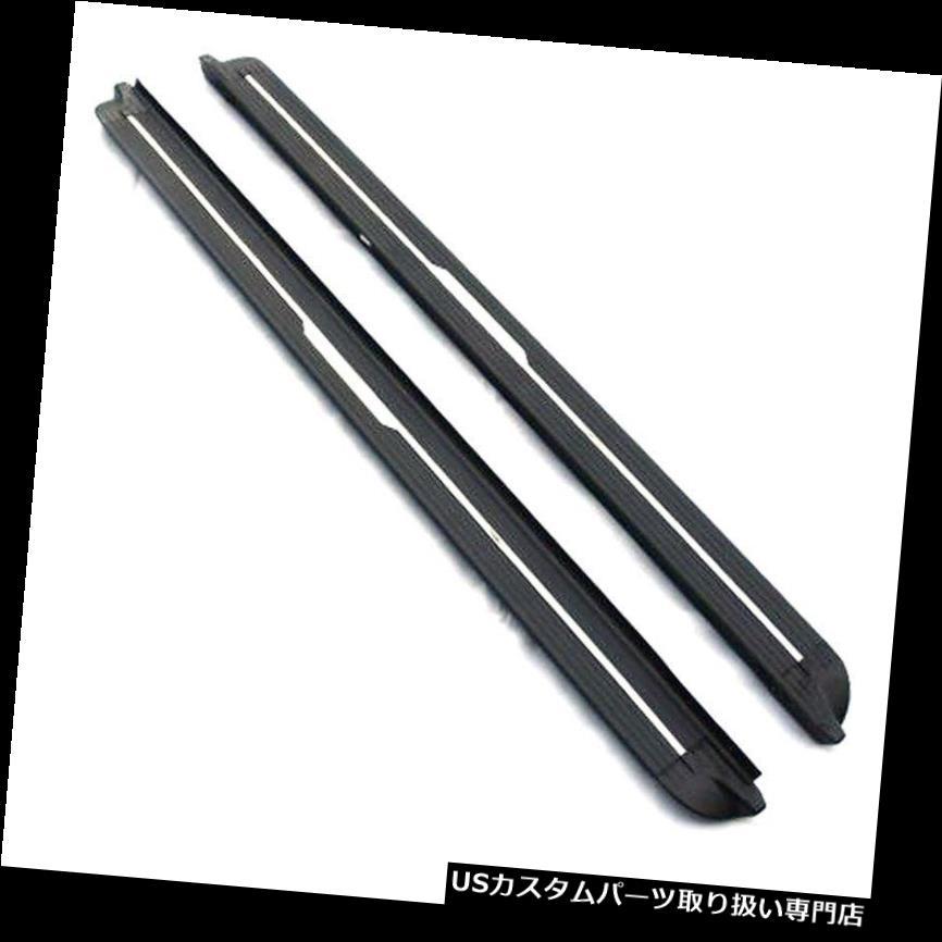 サイドステップ Infiniti QX60 JX35 2013-16のために設定された鋭いNerfバーのフットボード側ステップなし No Drilling Nerf Bars Foot Board Side Step Set for Infiniti QX60 JX35 2013-16