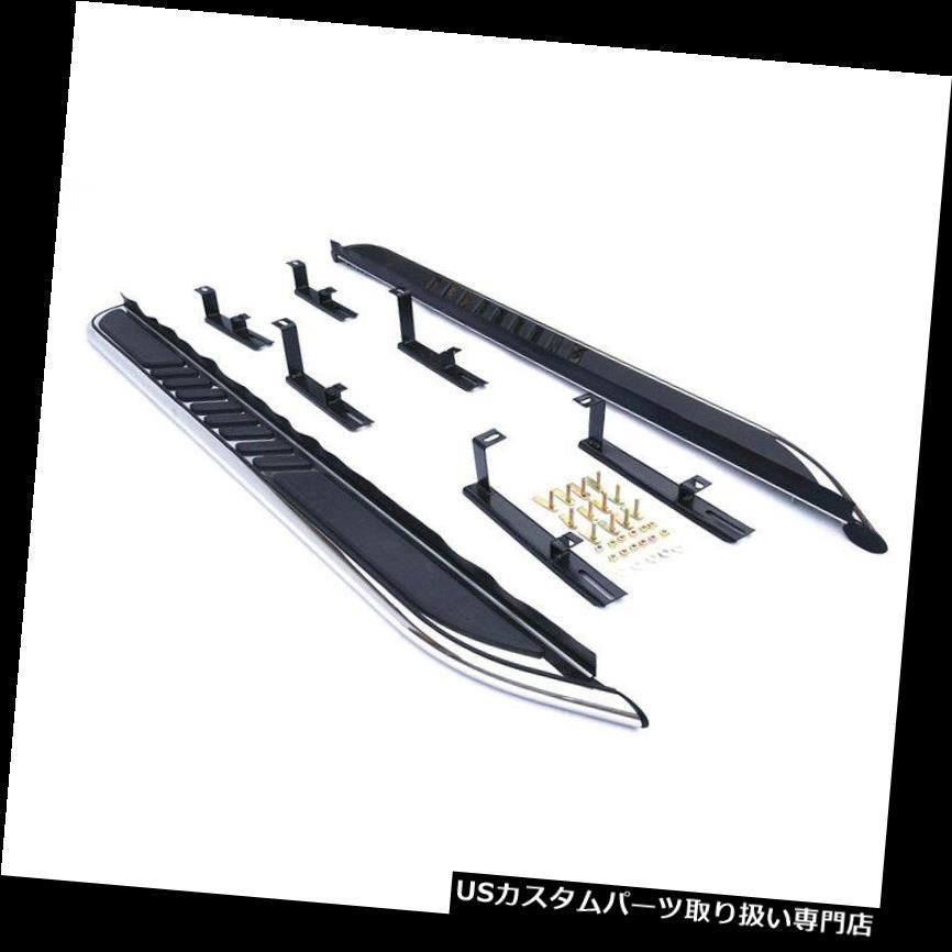 サイドステップ 三菱outlander 2013-16車のランニングボードNerf棒1setのための耐久の使用 Durable Use for Mitsubishi outlander 2013-16 Vehicle Running Board Nerf Bar 1set