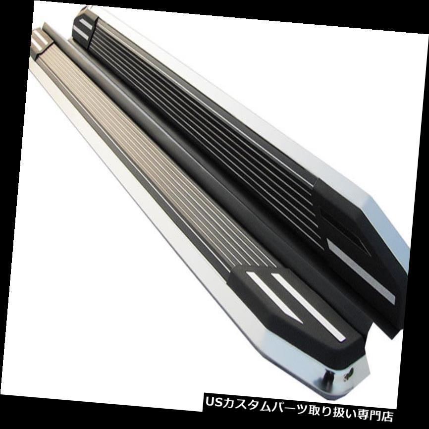 サイドステップ 三菱outlander 2013-2016サイドステップのためのペアフィット掘削耐久性のある使用なし A Pair Fit For Mitsubishi outlander 2013-2016 Side Step No Drilling Durable Use