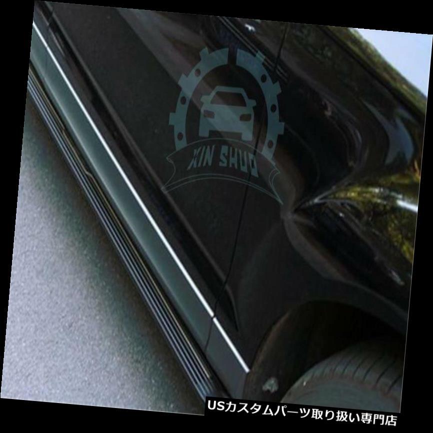 サイドステップ Audi Q7 2016-17ランニングフットボードサイドステップナーフバーようこそペダル交換用 For Audi Q7 2016-17Running Foot Boards Side Step Nerf Bar Welcome Pedal Replace