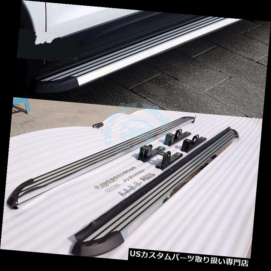 サイドステップ マツダCX5 CX-5 12-16自動ランニングボードサイドステップナーフバーウェルカムペダル新品用 For Mazda CX5 CX-5 12-16 Auto Running Boards Side Step Nerf Bar Welcom Pedal New
