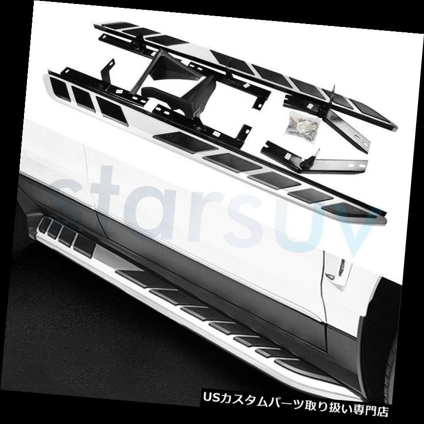 サイドステップ キャデラックSRX 2010-2015ランニングボードNerfバープラットフォームIboardのサイドステップ Side Step for Cadillac SRX 2010-2015 Running Board Nerf Bar Platform Iboard