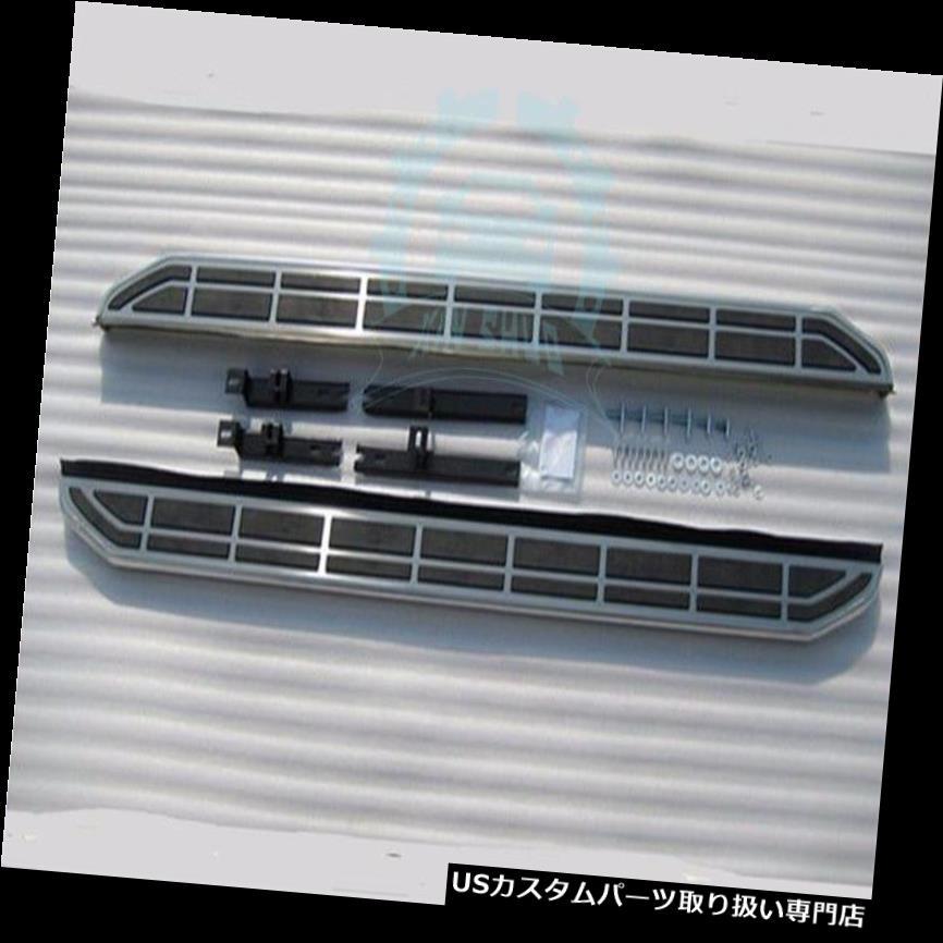 サイドステップ ジープグランドチェロキー11-15車アルミランニングボードサイドステップナーフバーフィット用 For Jeep Grand Cherokee 11-15 Car Aluminum Running Boards Side Step Nerf Bar Fit