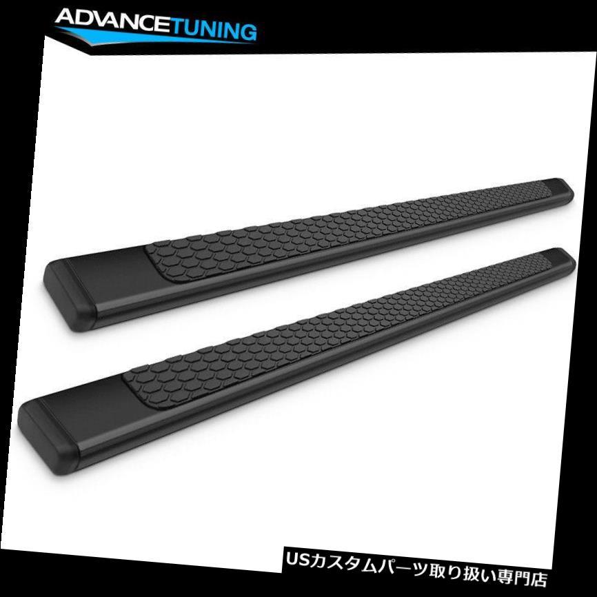 サイドステップ 19ダッジラム1500クワッドキャブOEスタイルブラックサイドレールランニングボード Fits 19 Dodge Ram 1500 Quad Cab OE Style Black Side Rails Running Boards