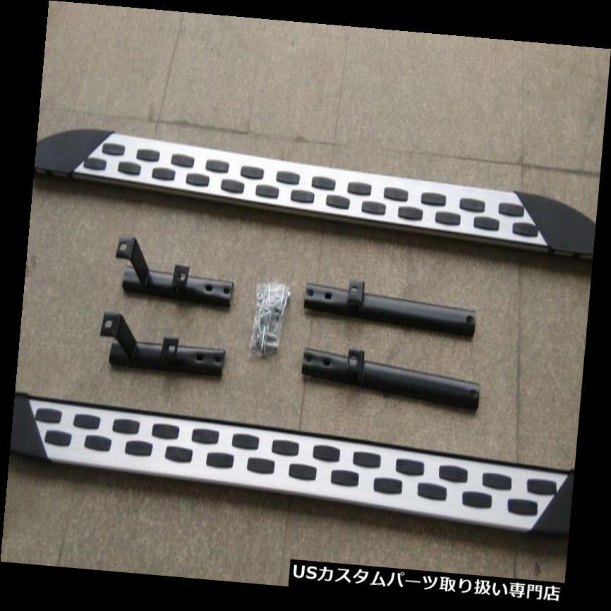 サイドステップ マツダCX-7 2010-2016のペダルのための2PCS自動ランニングボードのフィートのペダル 2PCS Auto For Mazda CX-7 2010-2016 Pedal Nerf Bars Running Boards Foot Pedal
