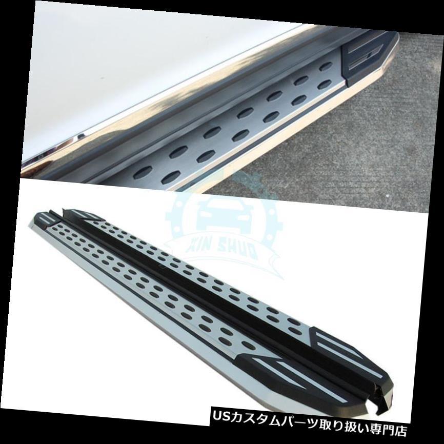 サイドステップ 三菱Outlander 2013-2016 e10のための高品質ランニングボードNerfレール High Quality Running boards Nerf Rail For Mitsubishi Outlander 2013-2016 e10