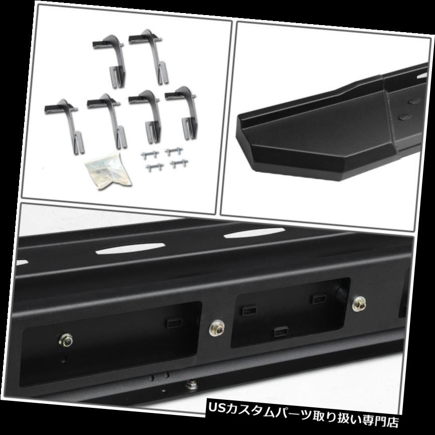 "15-18 Ford F-150 REGULAR CAB 5/"" Chrome Pads Running Side Step Boards Nerf Bar"
