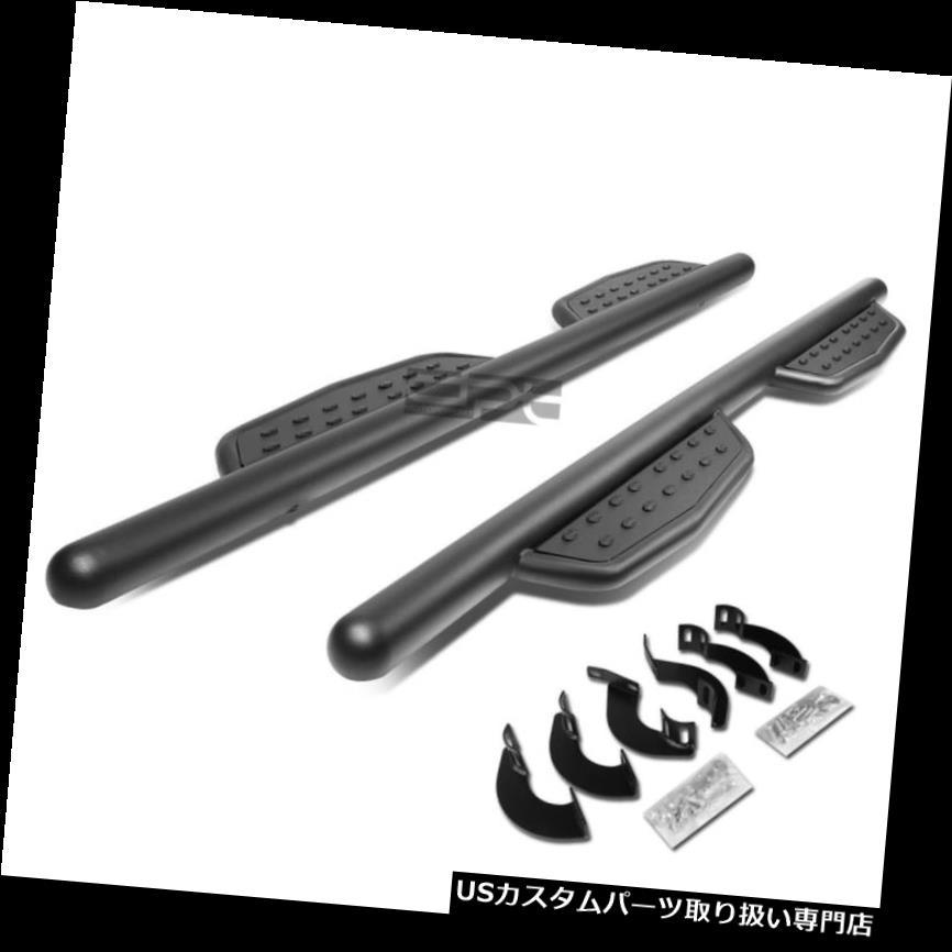 Nerf Side Step Running 07-17ツンドラダブル/クルーキャブ3 サイドステップ Cab 3