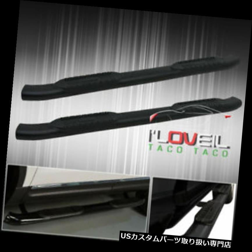サイドステップ 09-14ダッジラム1500クルータクシーいじめ楕円形チューブサイドステップランニングボードNcb-6216B 09-14 Dodge Ram 1500 Crew Cab Bully Oval Tube Side Step Running Board Ncb-6216B