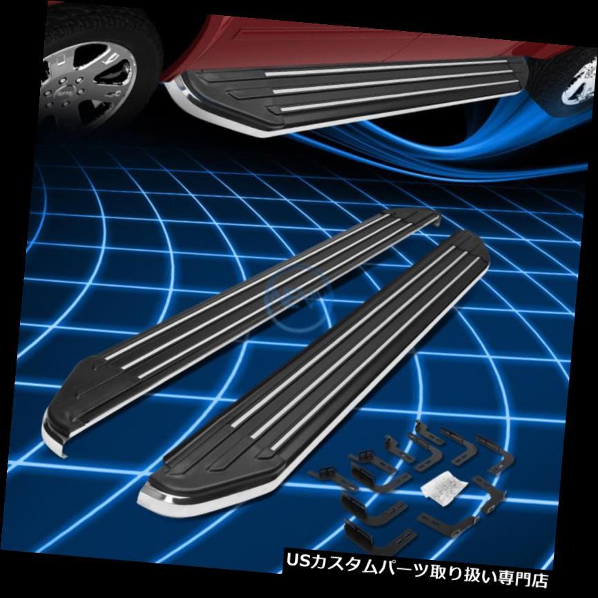 サイドステップ 2010-2016トヨタ4ランナーN280用アルミランニングボードサイドアシストステップバー Aluminum Running Board Side Assist Step Bar for 2010-2016 Toyota 4Runner N280