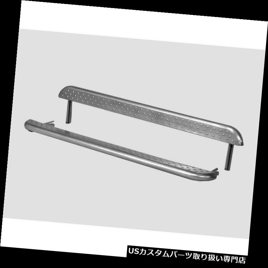 USサイドステップ LADA NIVA 21214ランニングボードサイドステップメタルシート付 LADA NIVA 21214 RUNNING BOARDS SIDE STEP with metal sheet