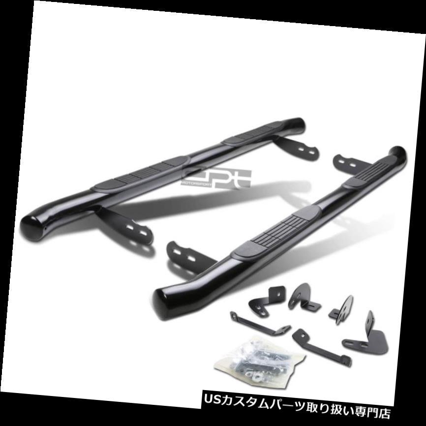 サイドステップ 01-07トヨタハイランダー/ 09レクサスRXブラック3